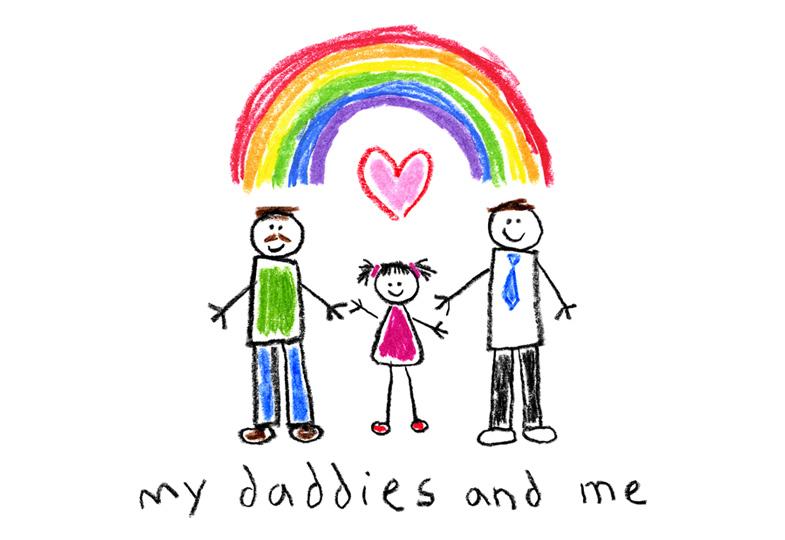Diskriminierung von Kindern aus Regenbogenfamilien vermeiden