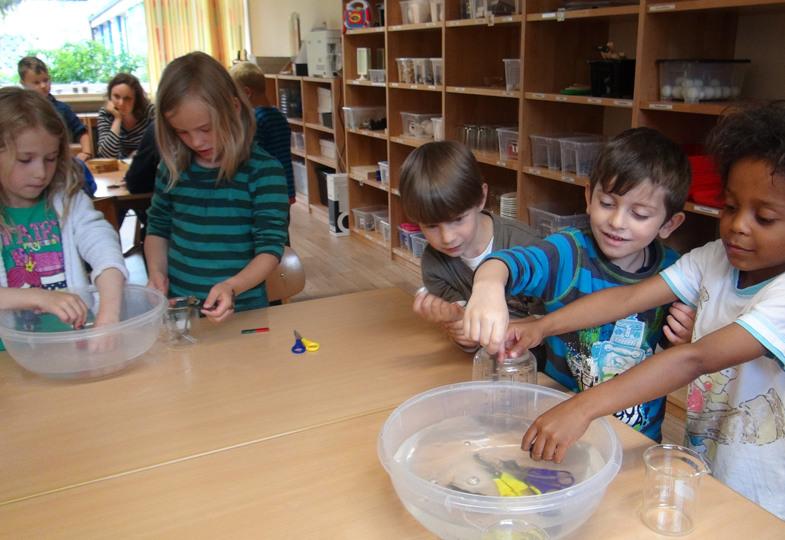 Ein Raum für gemeinsames Lernen: Die kooperative Lernwerkstatt