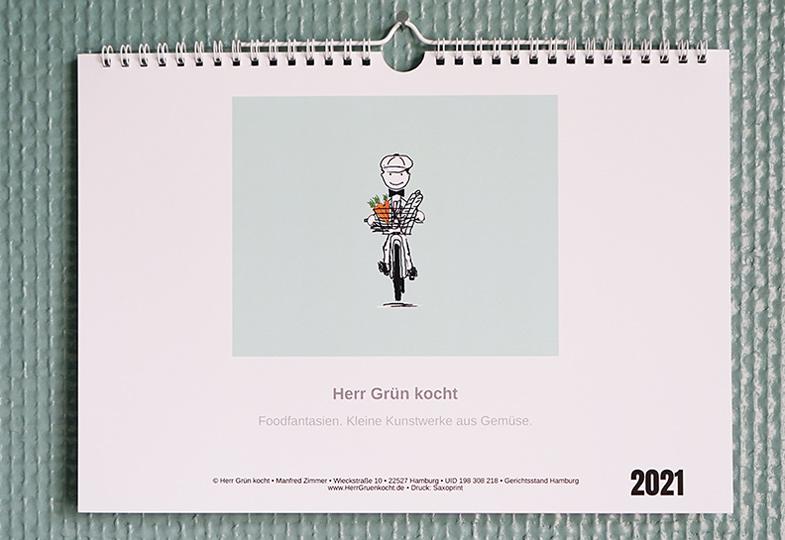 Gewinnspiel: Gewinnen Sie einen Wandkalender von