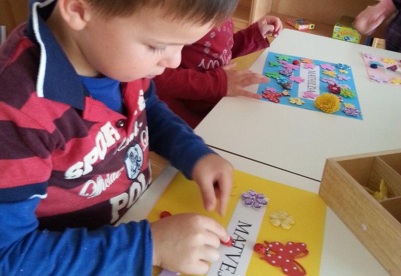 Gleicher Name, andere Sorte: Ein Gespräch unter Kindern