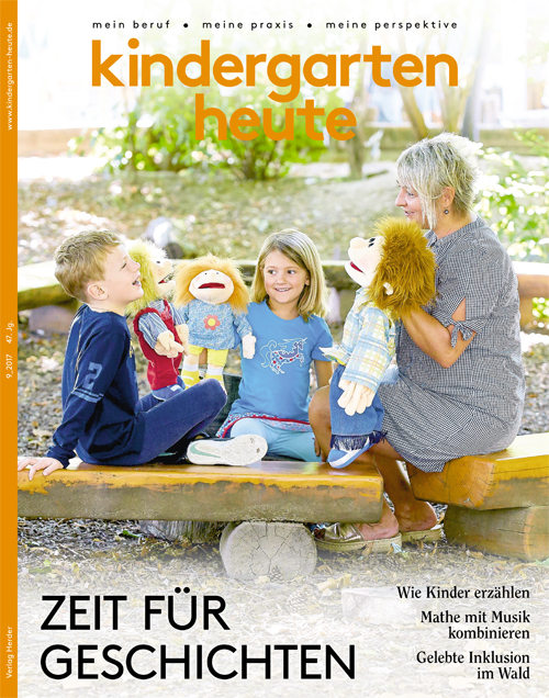 kindergarten heute - Das Fachmagazin für Frühpädagogik 9_2017, 47. Jahrgang