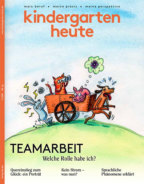 kindergarten heute - Das Fachmagazin für Frühpädagogik 9_2018, 48. Jahrgang