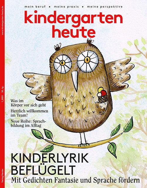 kindergarten heute - Das Fachmagazin für Frühpädagogik 1_2020, 50. Jahrgang