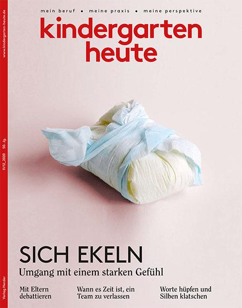 kindergarten heute - Das Fachmagazin für Frühpädagogik 11-12_2020, 50. Jahrgang