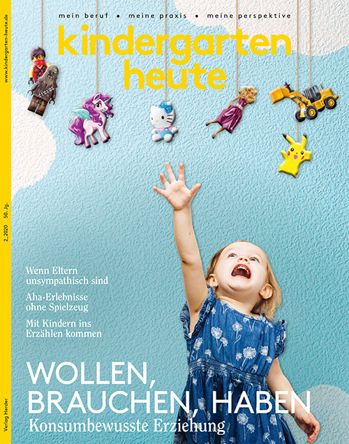 kindergarten heute - Das Fachmagazin für Frühpädagogik 2_2020, 50. Jahrgang