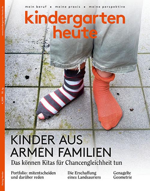 kindergarten heute - Das Fachmagazin für Frühpädagogik 4_2020, 50. Jahrgang