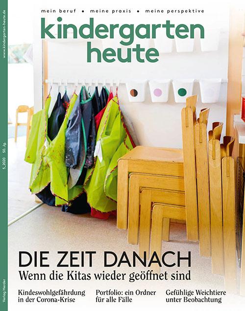 kindergarten heute - Das Fachmagazin für Frühpädagogik 5_2020, 50. Jahrgang