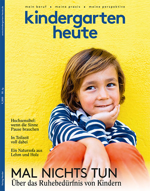 kindergarten heute - Das Fachmagazin für Frühpädagogik 9_2020, 50. Jahrgang