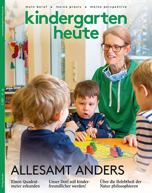 kindergarten heute - Das Fachmagazin für Frühpädagogik 2_2021, 51. Jahrgang