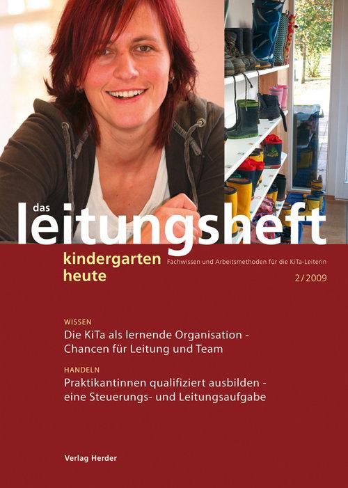 kindergarten heute - Das Leitungsheft 2_2009, 2. Jahrgang