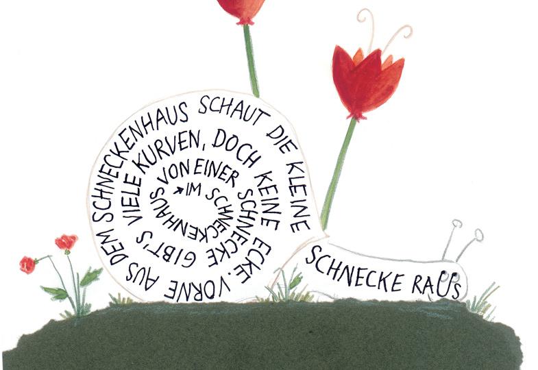 Kinderlyrik beflügelt: Mit Gedichten Sprache fördern