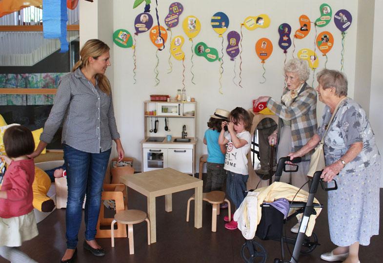 Kooperieren mit dem Evangelischen Altenhilfezentrum Stiftsheim