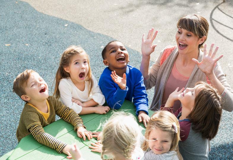MehrSprachInterAktion: Sieben Methoden zur Sprachförderung