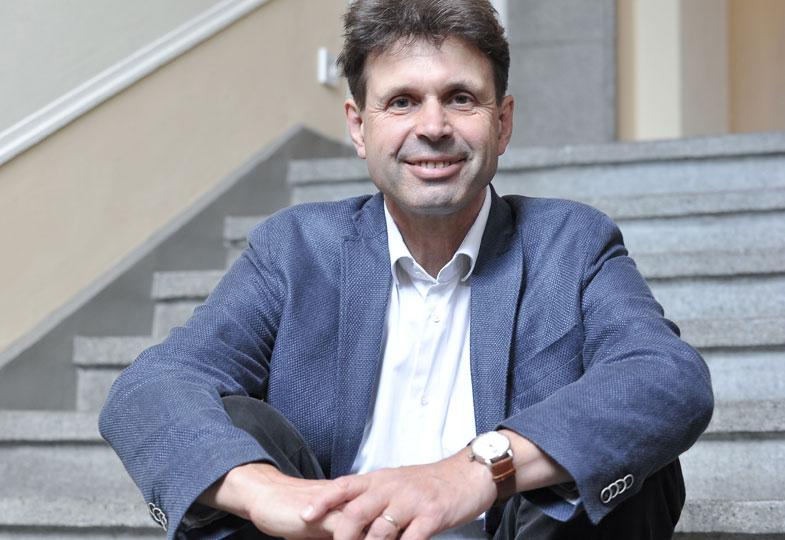 Prof. Dr. Jörg Maywald: Krisenfester Kinderrechtler mit viel Herz