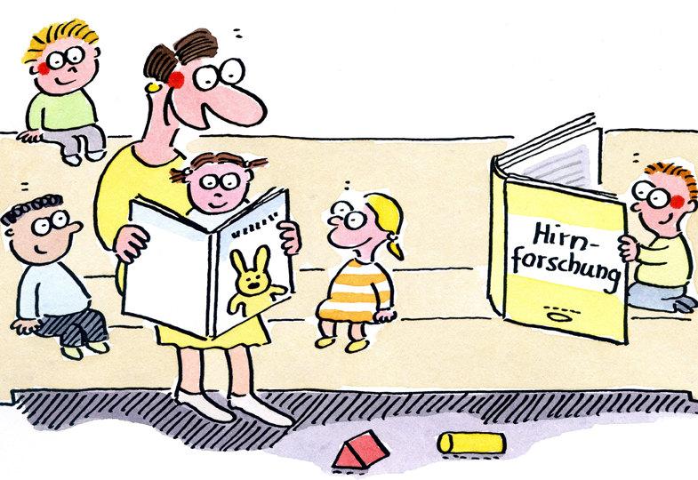 Umfrage zum Thema Hochbegabte Kinder in der Kita