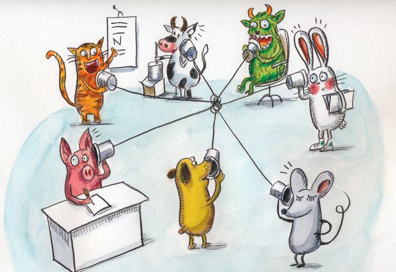 Wie können wir uns untereinander informieren? So gelingt die Zusammenarbeit im Kita-Team (3)
