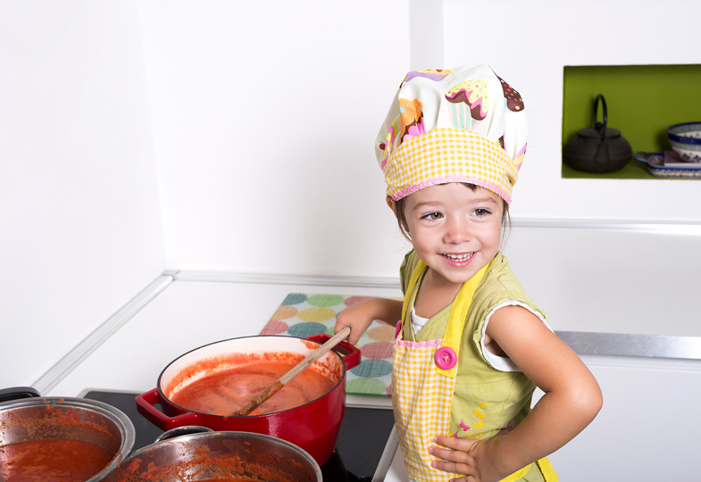 Zehn Gründe, in der Kita selbst zu kochen und zu backen