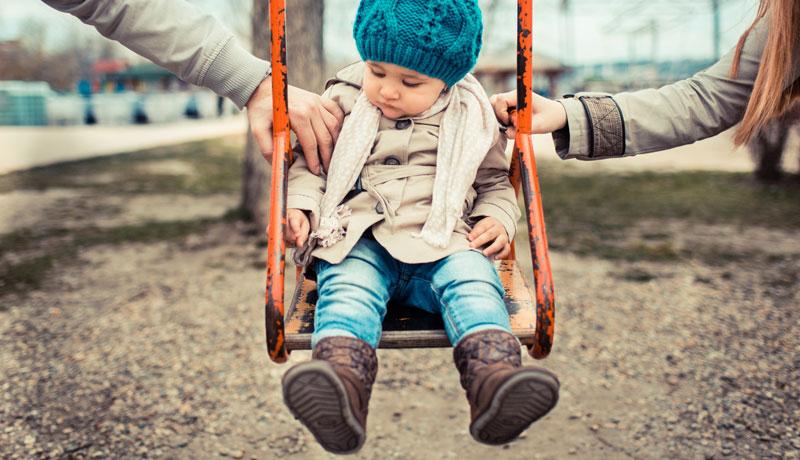 Als Eltern zusammen, als Paar getrennt: Spagat in der Familie