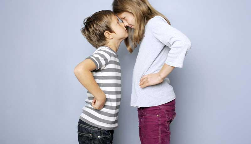 Altersunterschied: Große und kleine Geschwister