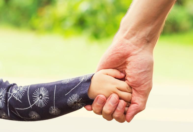 Auch Eltern müssen das Loslassen lernen