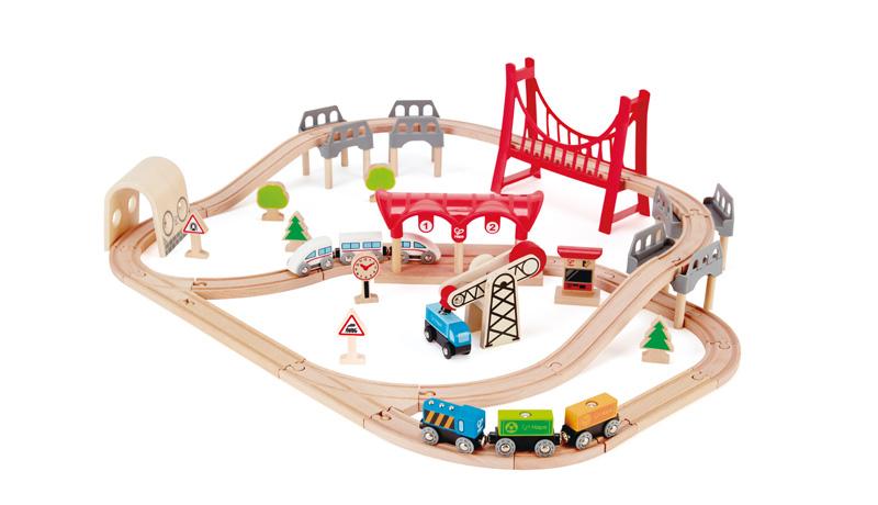 Produkttest Eisenbahnset