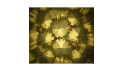 Bastelspaß mit Spiegelfolie: Kaleidoskop zum Selbermachen