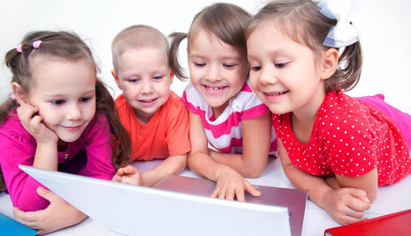 Computer im Kindergarten: Spielen wir Computer?