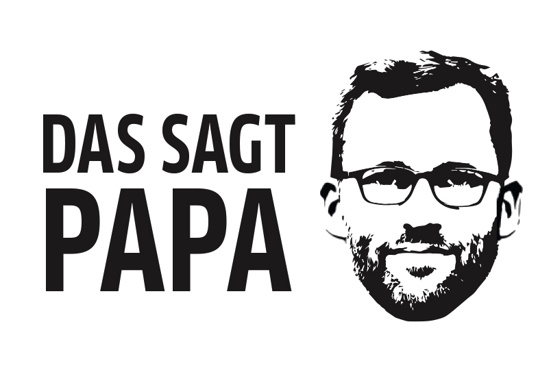 Christian Hanne schreibt über die täglichen Herausforderungen des Vaterseins