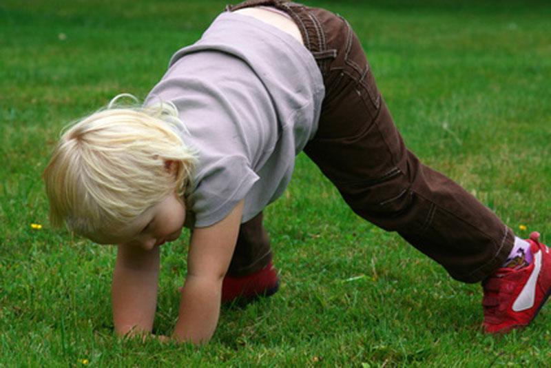 Der Bewegungskindergarten: Viel Platz für eine ganzheitliche Entwicklung