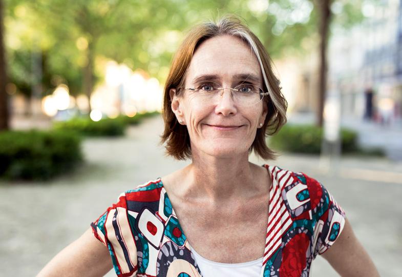 Christine Finke, Bloggerin und Buchautorin im Interview mit kizz