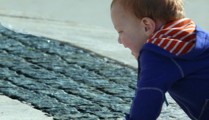 Die Motorik von Kleinkindern: Immer in Bewegung bleiben