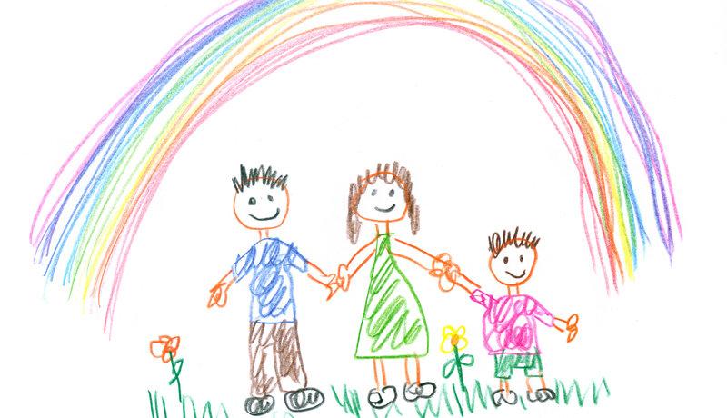 Einzelkinder: Auch ohne Geschwister niemals einsam