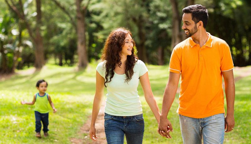 Eltern sein - Paar bleiben: Mit Kindern die Beziehung leben
