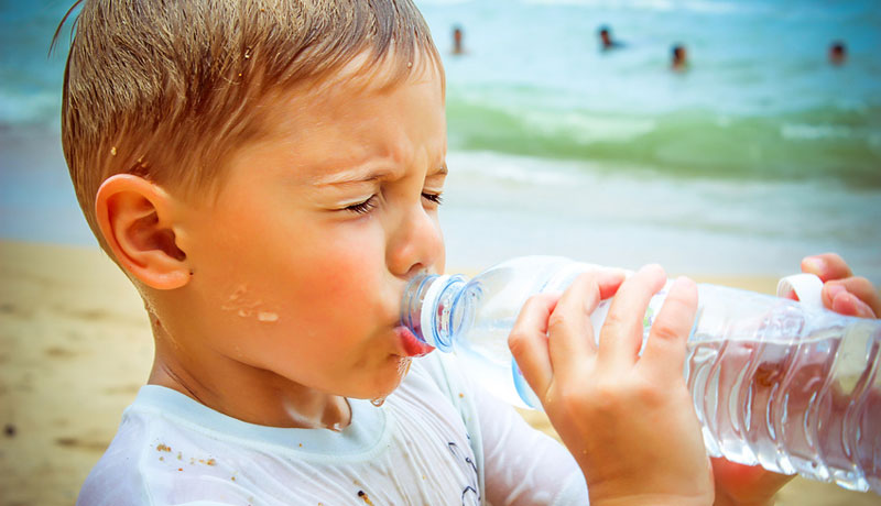 Ernährung: Gesund durch den Urlaub