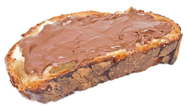 Ernährungsberatung Kindergarten: Ich darf kein Nutella mehr essen