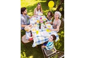 Essen ist Familienzeit