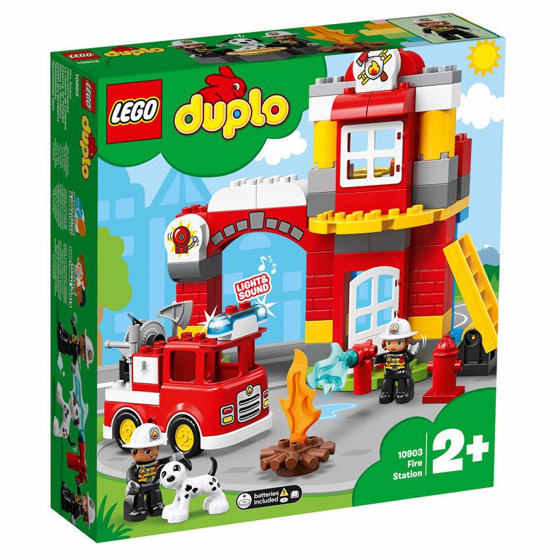 Gewinnspiel: Wir verlosen LEGO DUPLO Feuerwache-Sets