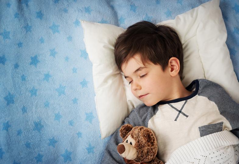 Im Schlaf fürs Leben lernen
