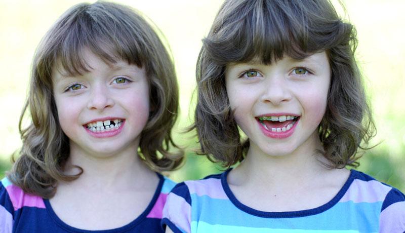 In aller Munde: Einfach mal die Zähne zeigen