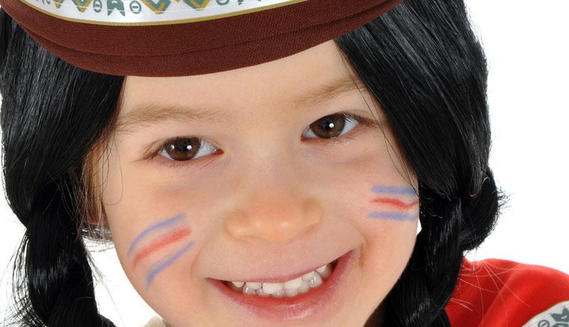 Willkommen im Wigwam: Indianerfest