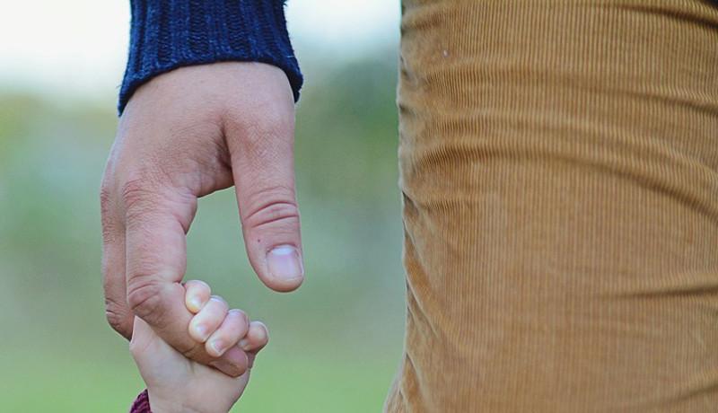 Kind mit Down-Syndrom: Schwerer Start für Papa