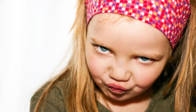 Kinder sind kleine Persönlichkeiten: