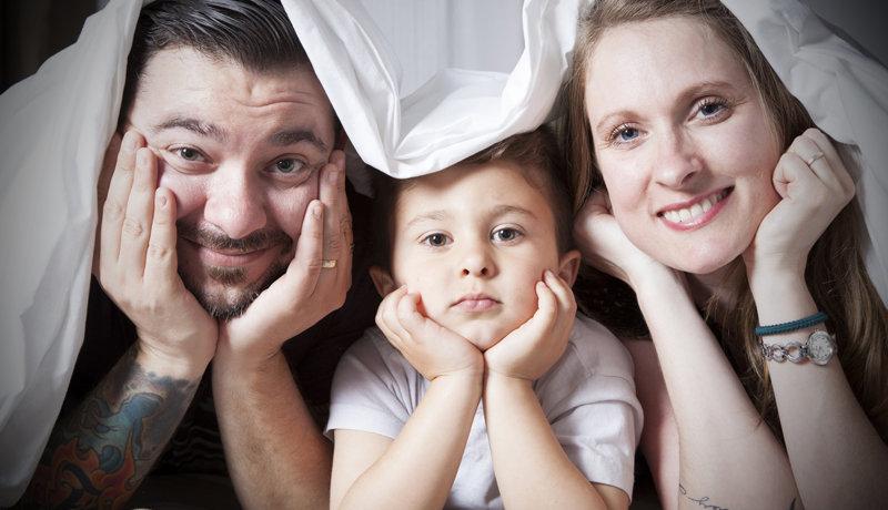Kinder und ein neuer Partner: Du bist nicht mein Papa