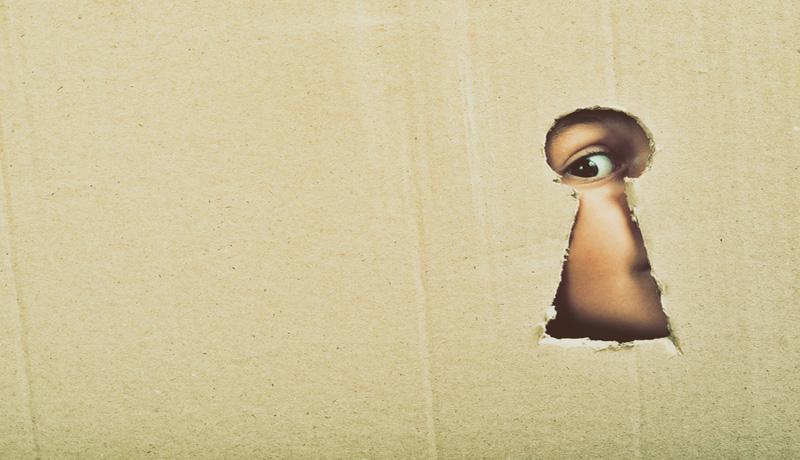 Kindergeburtstag im Januar: Schachteln, Kisten und Kartons
