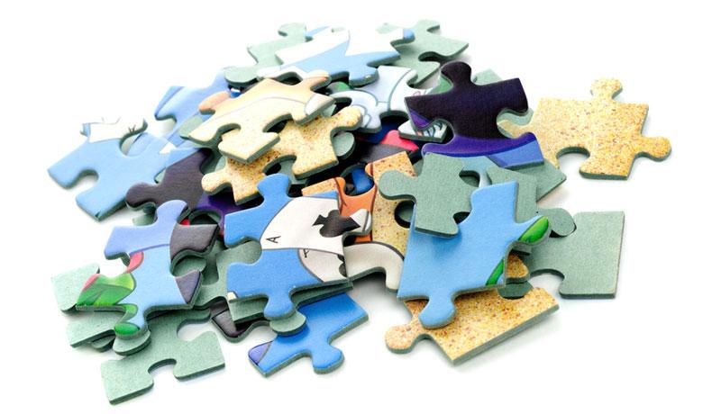 Kindergeburtstag im März: Puzzle-Party