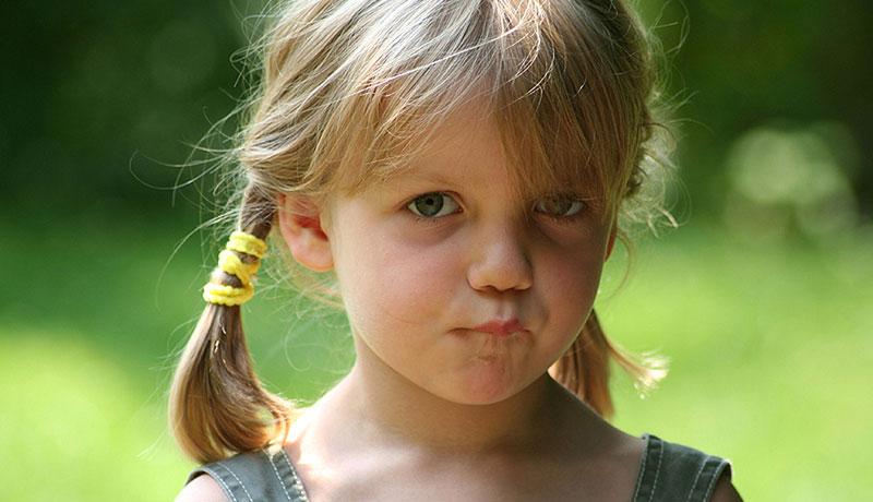 Kindliche Aggressionen: