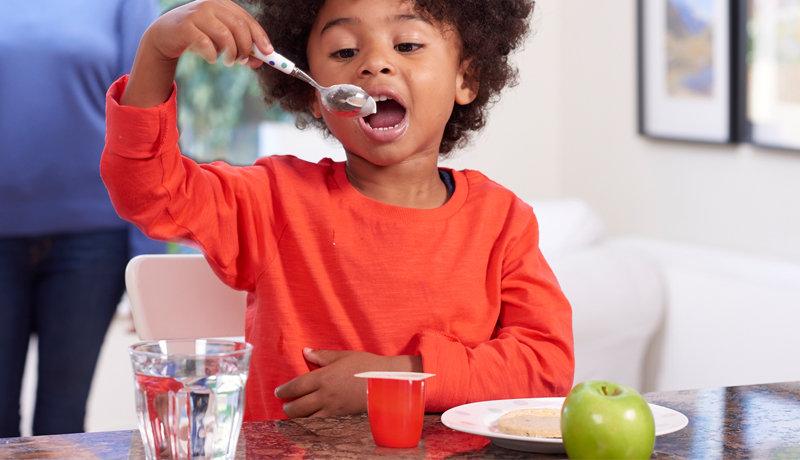 Gesunde Ernährung: Lecker snacken in der Kita