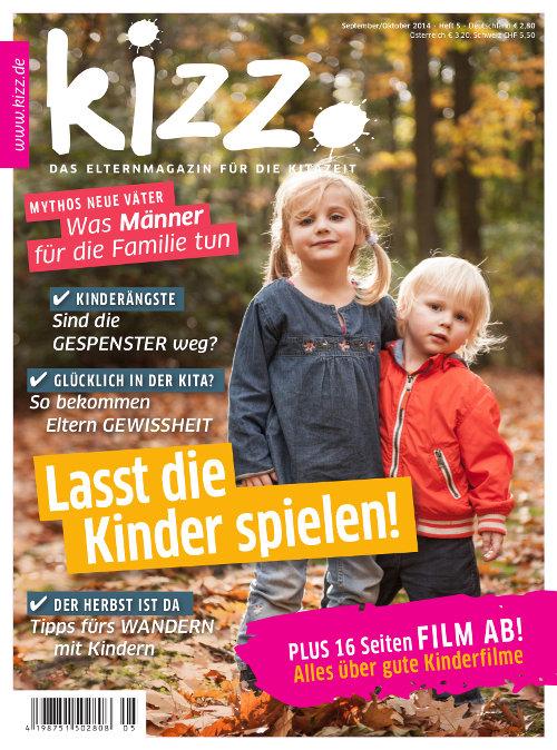 kizz. Das Elternmagazin für die Kitazeit September/Oktober 2014, Heft 5