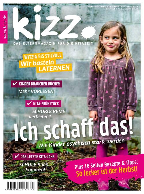 kizz. Das Elternmagazin für die Kitazeit September/Oktober 2015, Heft 5