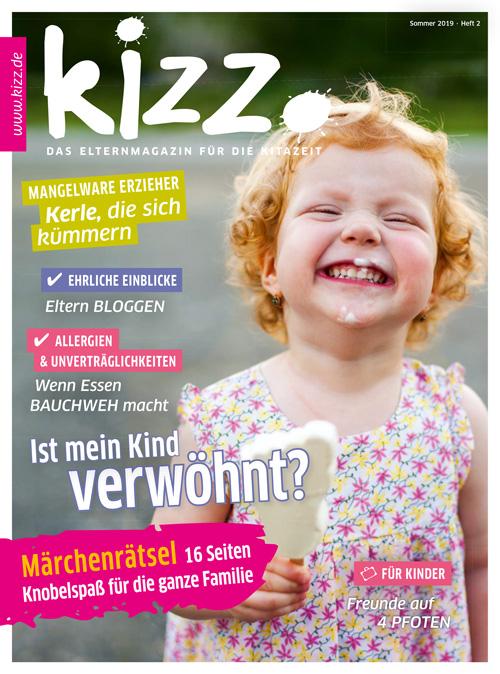 kizz. Das Elternmagazin für die Kitazeit Frühjahr 2019, Heft 2